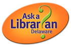 Ask a Librarian Logo Link