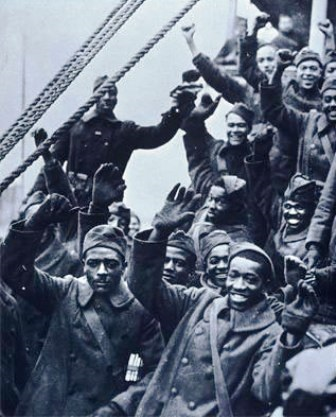 """The Harlem Hell Fighters"", ""The Fighting 8th"" World War – Oct. 11th"