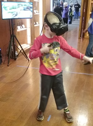 Experience Virtual Reality – June 28th