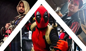 Get Your Geek On: Intro to Cosplay – Oct. 21